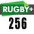 Rugby + 256
