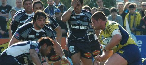 photos ASM Castres
