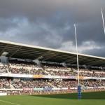 Stade Marcel Michelin : tribune auvergne