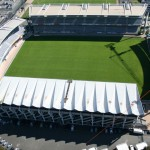 Stade Marcel Michelin vue aérienne par Vincent Roche