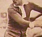 Maillot bleu 1930