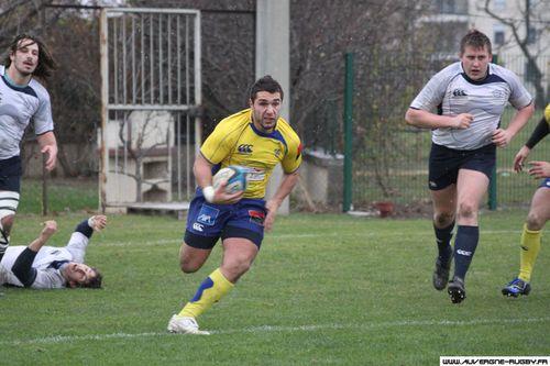 Cliquez sur l'image pour avoir d'autres images sur Auvergne Rugby
