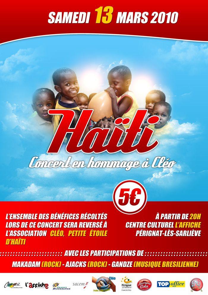 affiche haiti 700
