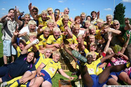 Photo Vincent Roche pour Auvergne-Rugby