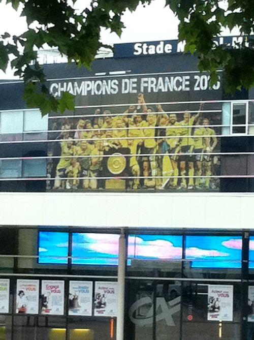 Stade Michelin Champions de Frande 2010