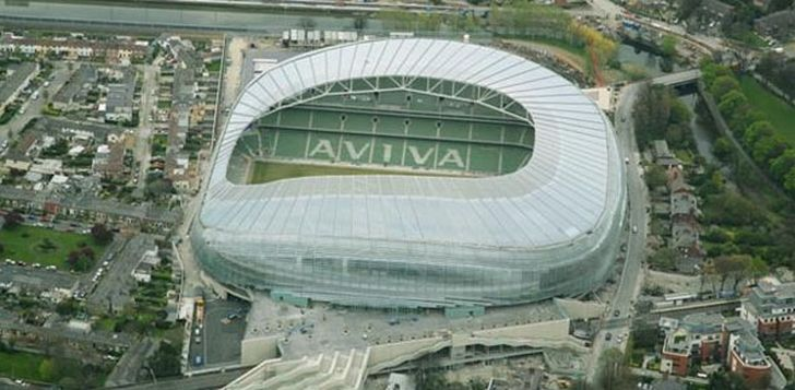 photo aviva stadium