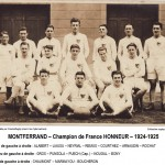Montferrand Champion Honuer 1925