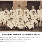 Montferrand Champion Honuer 1925