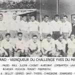 Montferrand vainqueur du challenge Yves-Du-Manoir 1938