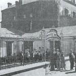 Siège de l'ASM rue Montlosier en 1922