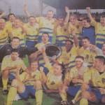 Victoire en Bouclier Européen 1999