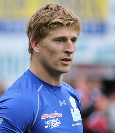David Strettle départ