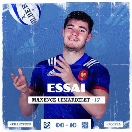 M Lemardelet